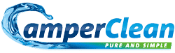 CamperClean Logo