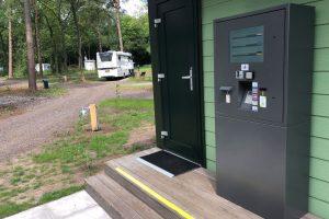 CamperClean Reinigungsstation