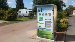 CamperClean Station