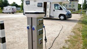 Stromversorgung CamperClean