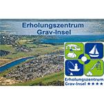 Erholungszentrum Grav-Insel Logo